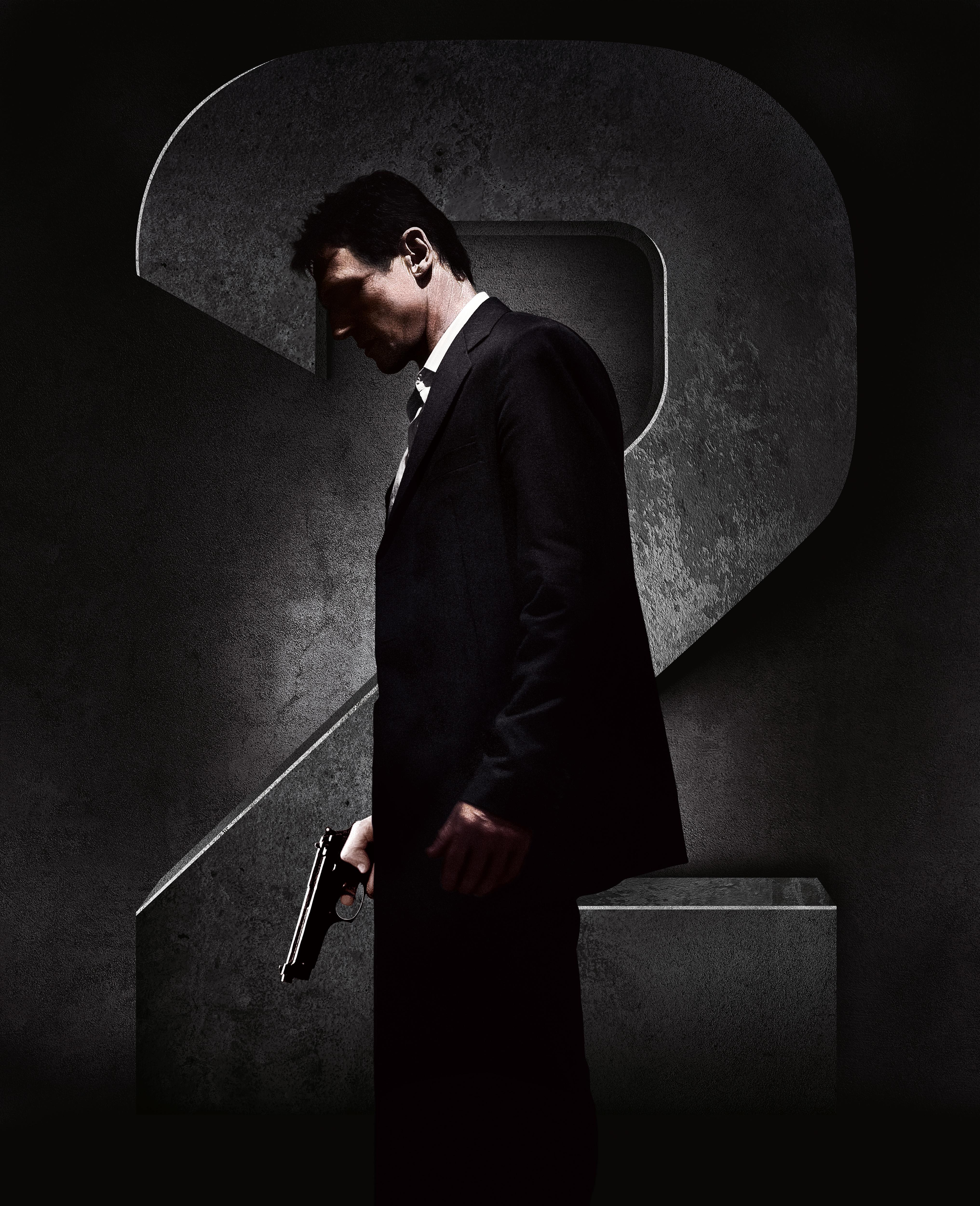 плакат фильма постер textless Заложница 2