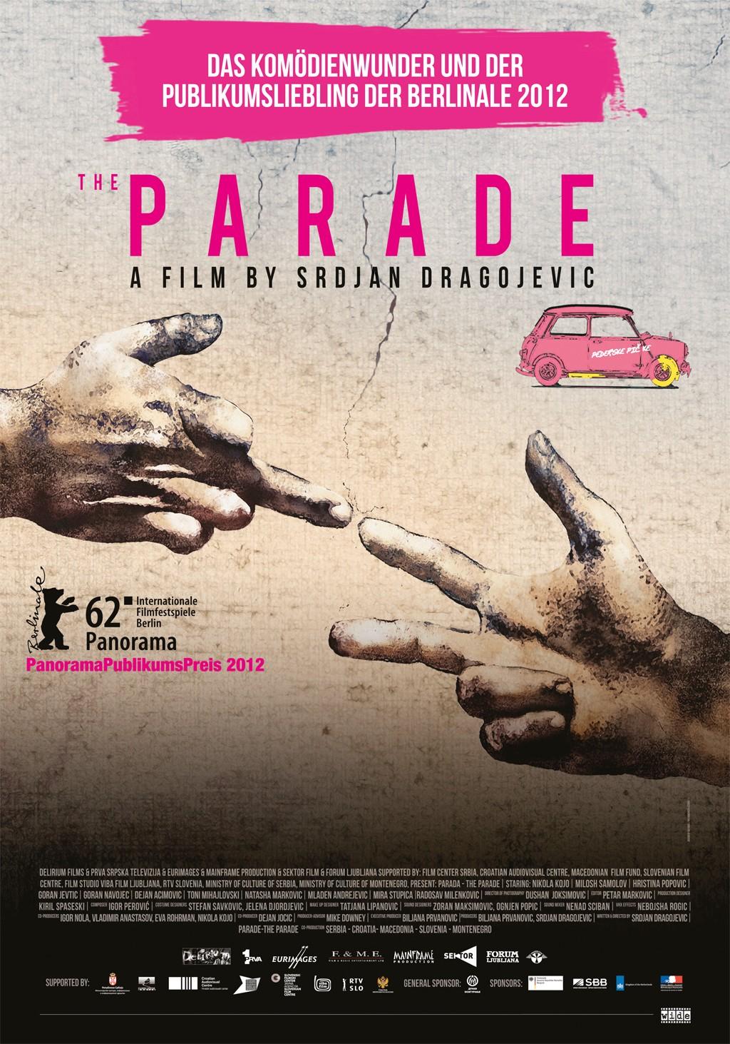 плакат фильма постер Парад