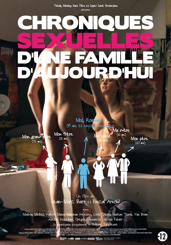 Сексуальные хроники французкой семьи полная версия