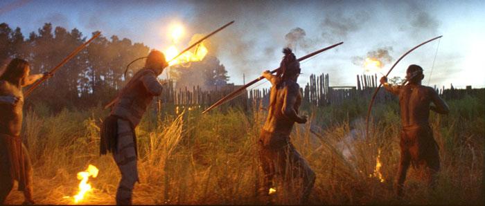 кадры из фильма Новый свет