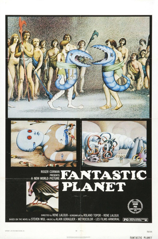 плакат фильма Дикая планета
