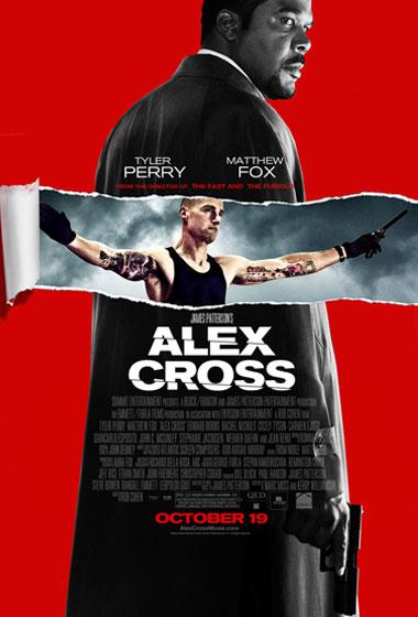 плакат фильма постер Я, Алекс Кросс