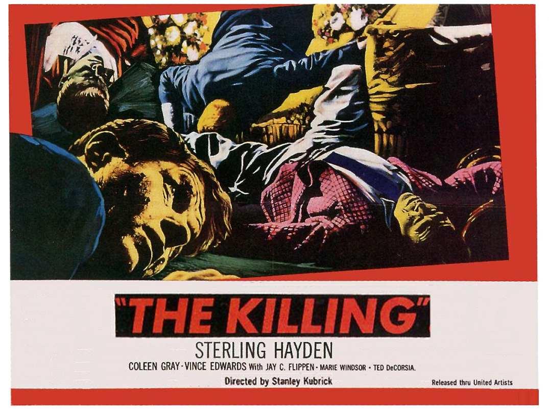 плакат фильма биллборды Убийство