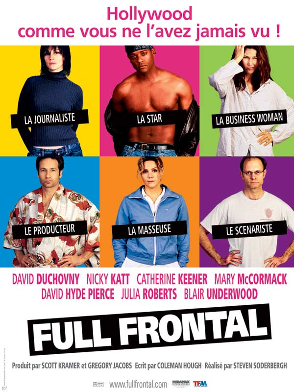 плакат фильма постер Во всей красе