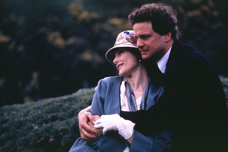 кадры из фильма Моя веселая жизнь Колин Ферт, Мэри Элизабет Мастрантонио,