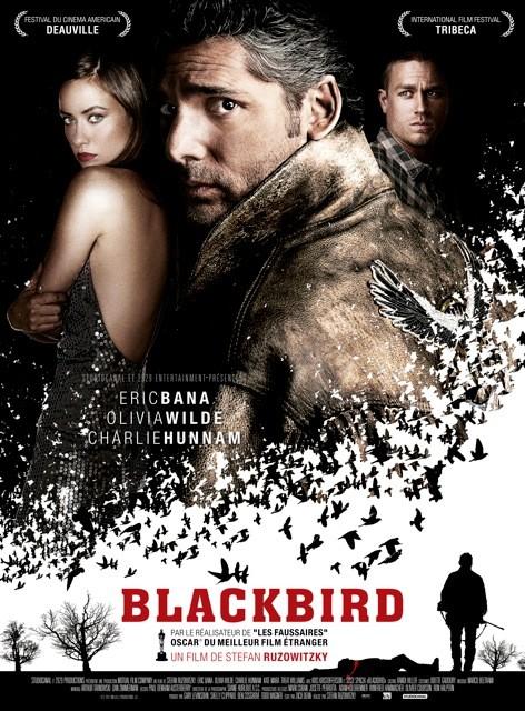 плакат фильма постер Черный дрозд