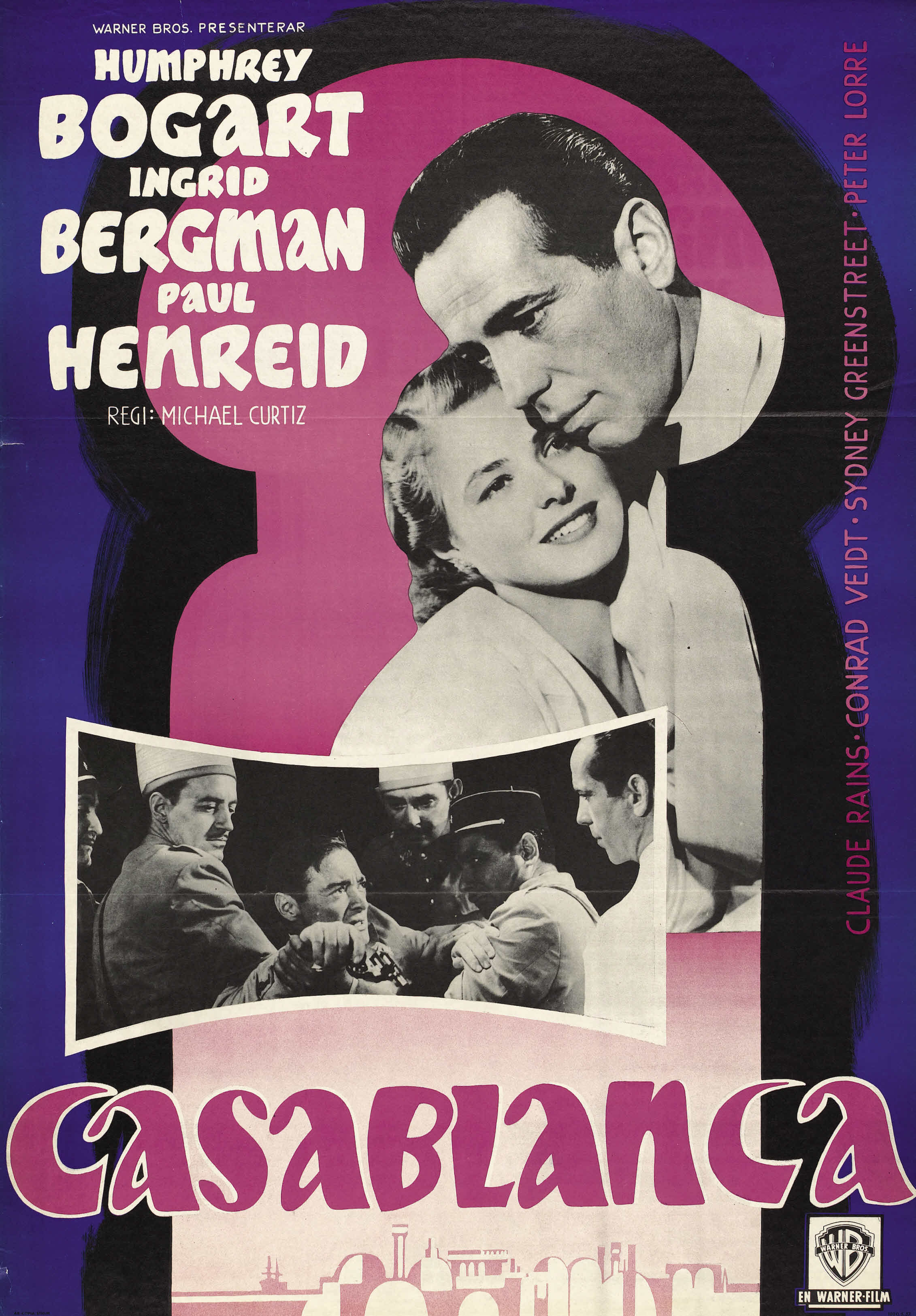 literary genre of casablanca by michael curtiz essay Pop reviews and in-depth analyses of current and classic films from around the world.