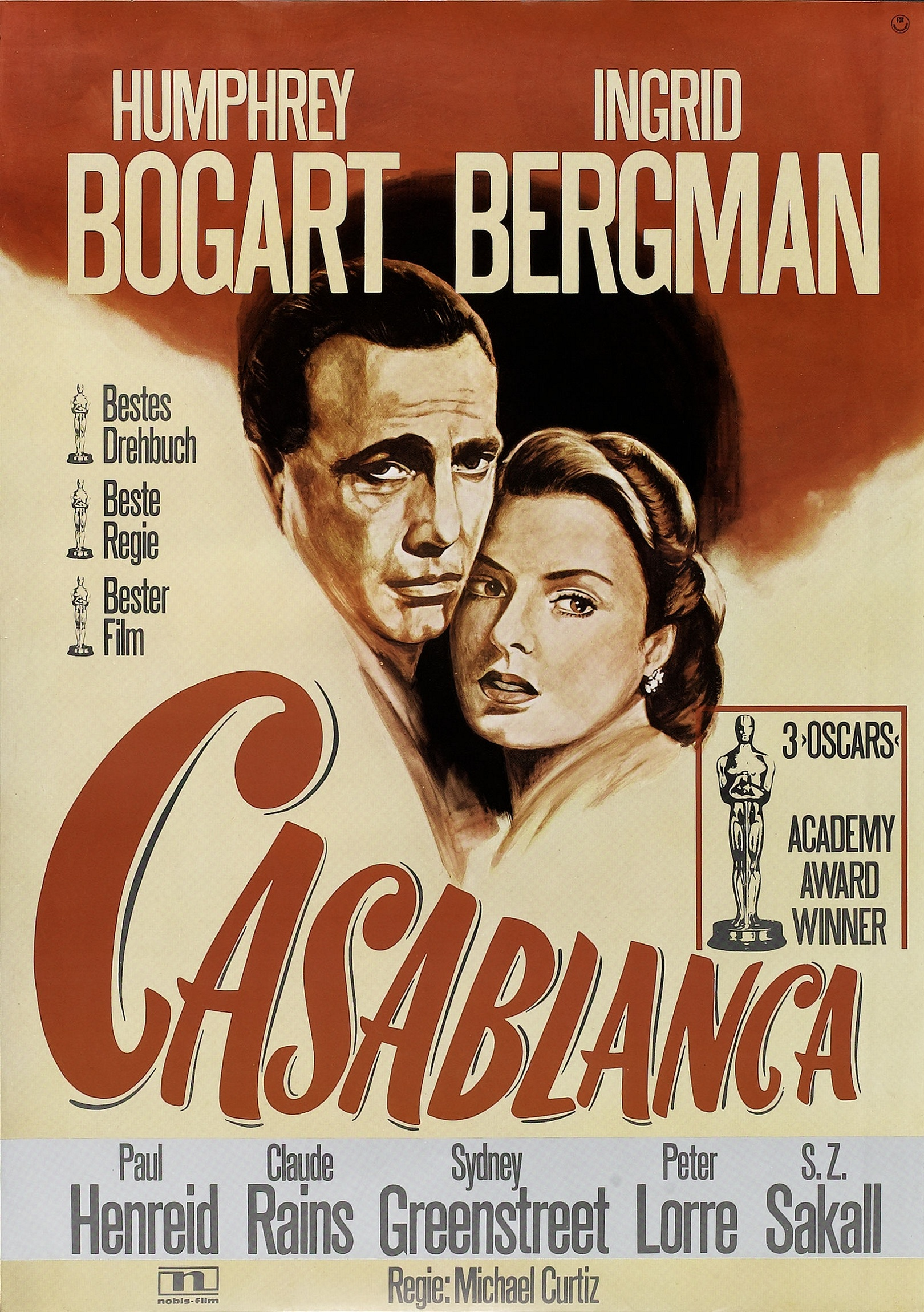 a review of casablanca a film by michael curtiz Michael curtiz (1888-1962) was without doubt one of the most important directors in film history, yet he has never been granted his deserved recognition and no full-scale work on him has previously been published it is clear from the title that this is strictly a review of curtiz's film careeressentially it.
