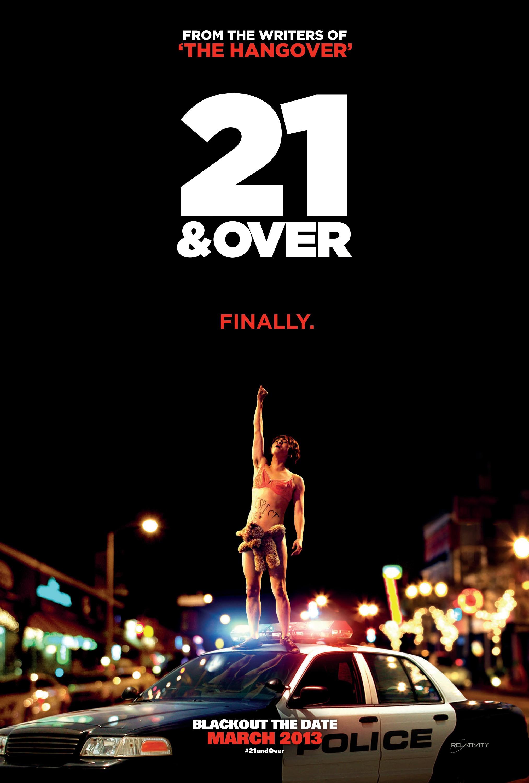 плакат фильма постер 21 и больше