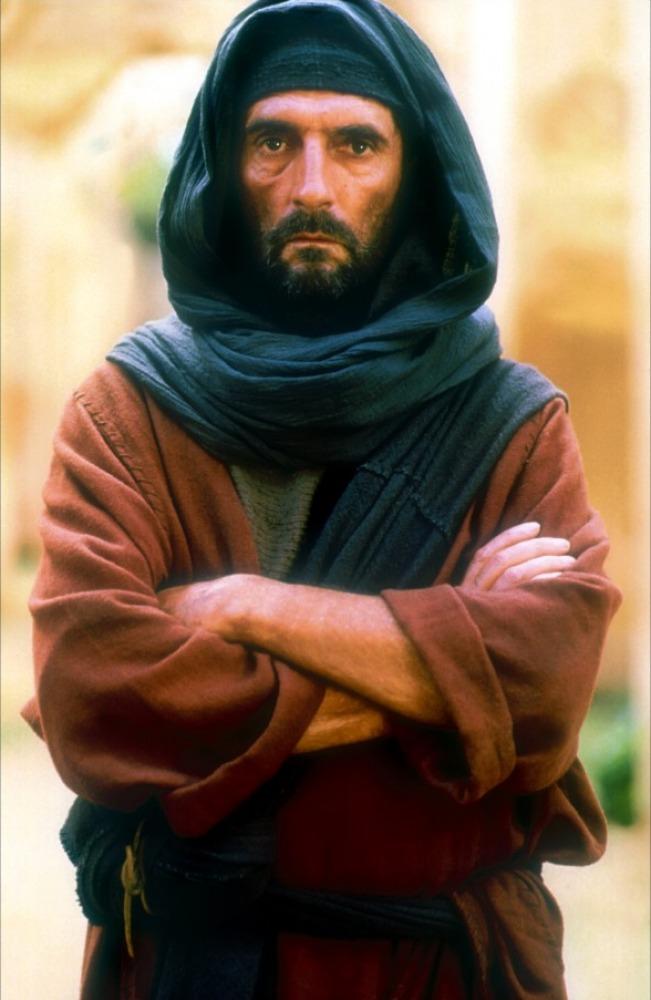 кадры из фильма Последнее искушение Христа Гарри Дин Стэнтон,