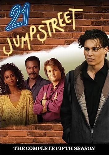плакат фильма DVD Джамп стрит, 21