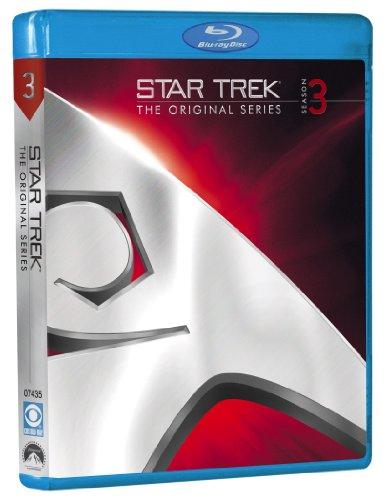 плакат фильма Blu-Ray Звездный путь