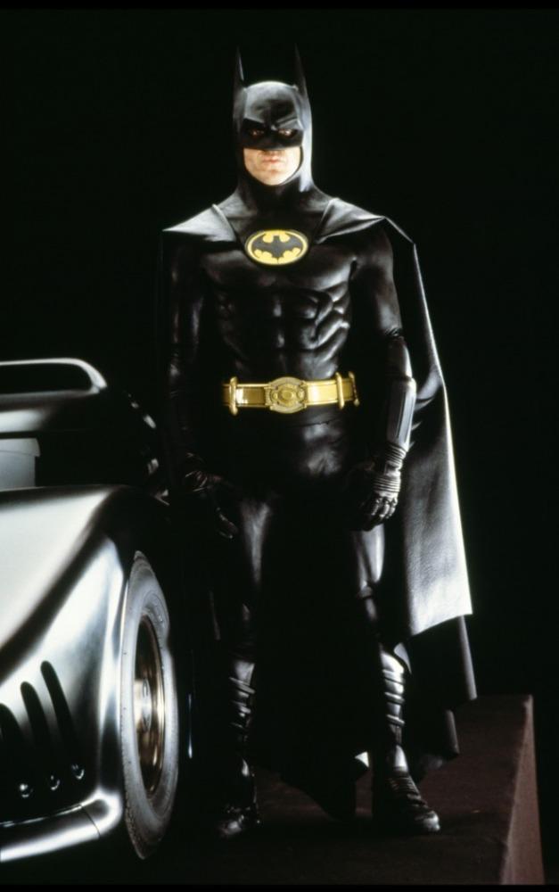 Бэтмен Майкл Китон,