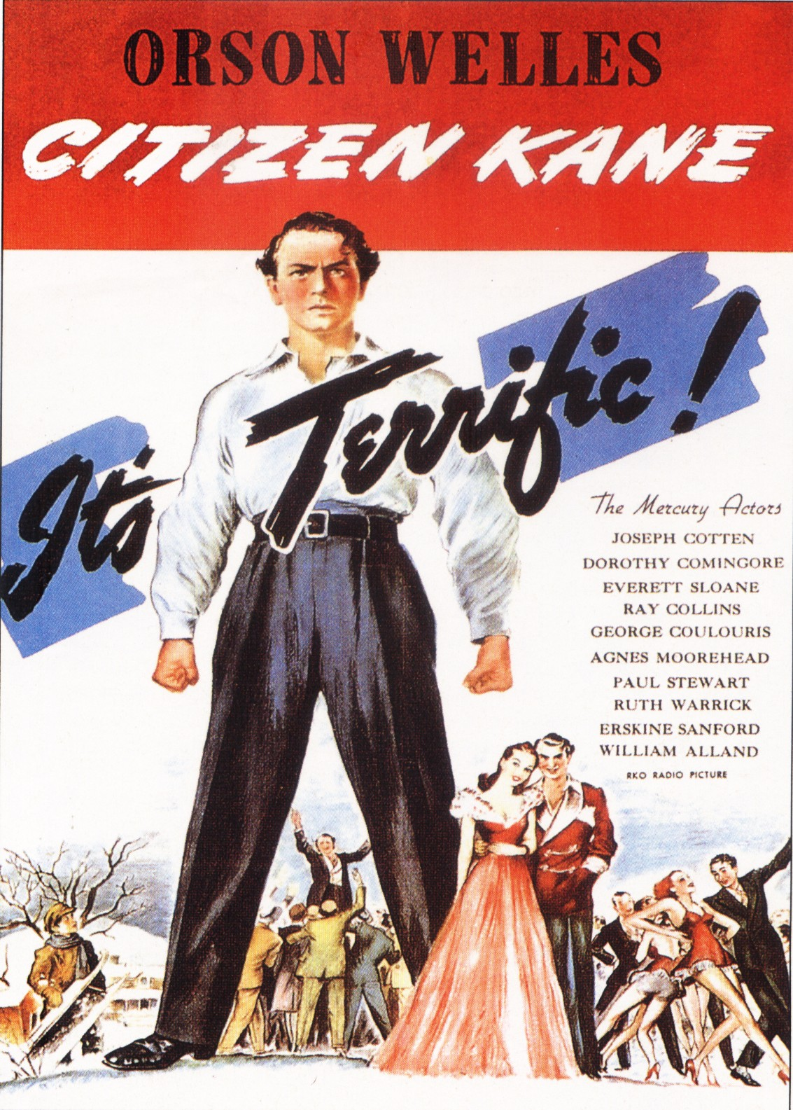Citizen kane movie posters