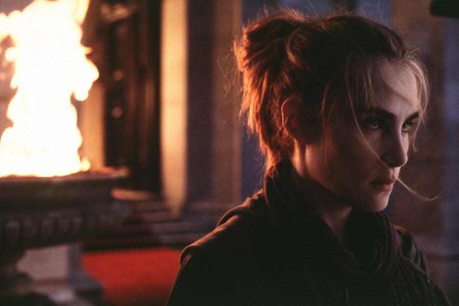 кадры из фильма Девятые врата