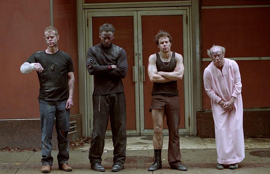 кадры из фильма Добро пожаловать в Коллинвуд