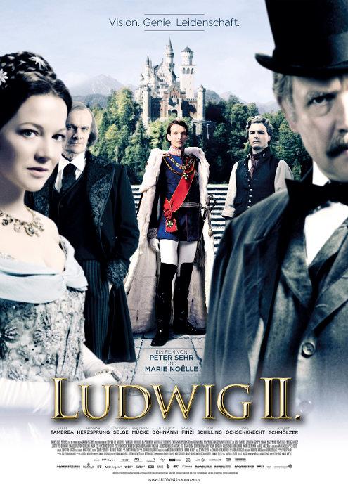плакат фильма постер Людвиг Баварский