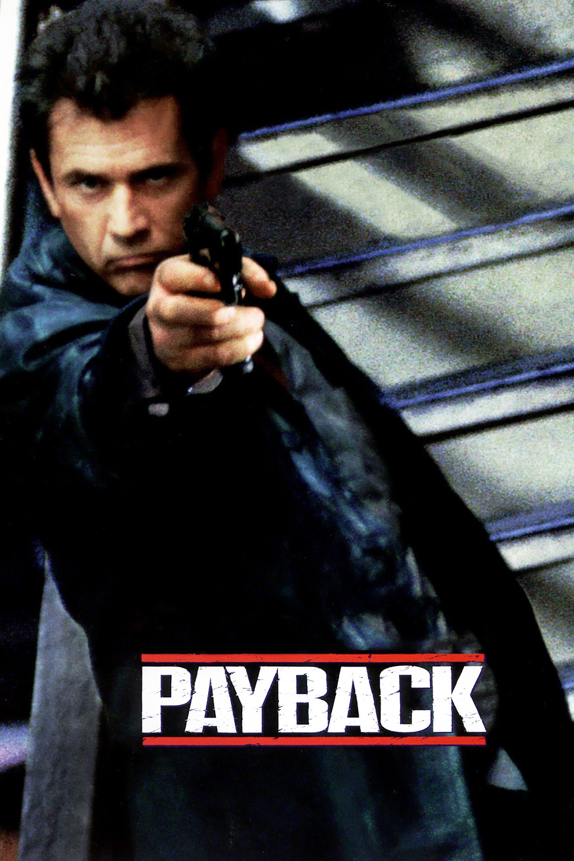 плакат фильма постер Расплата