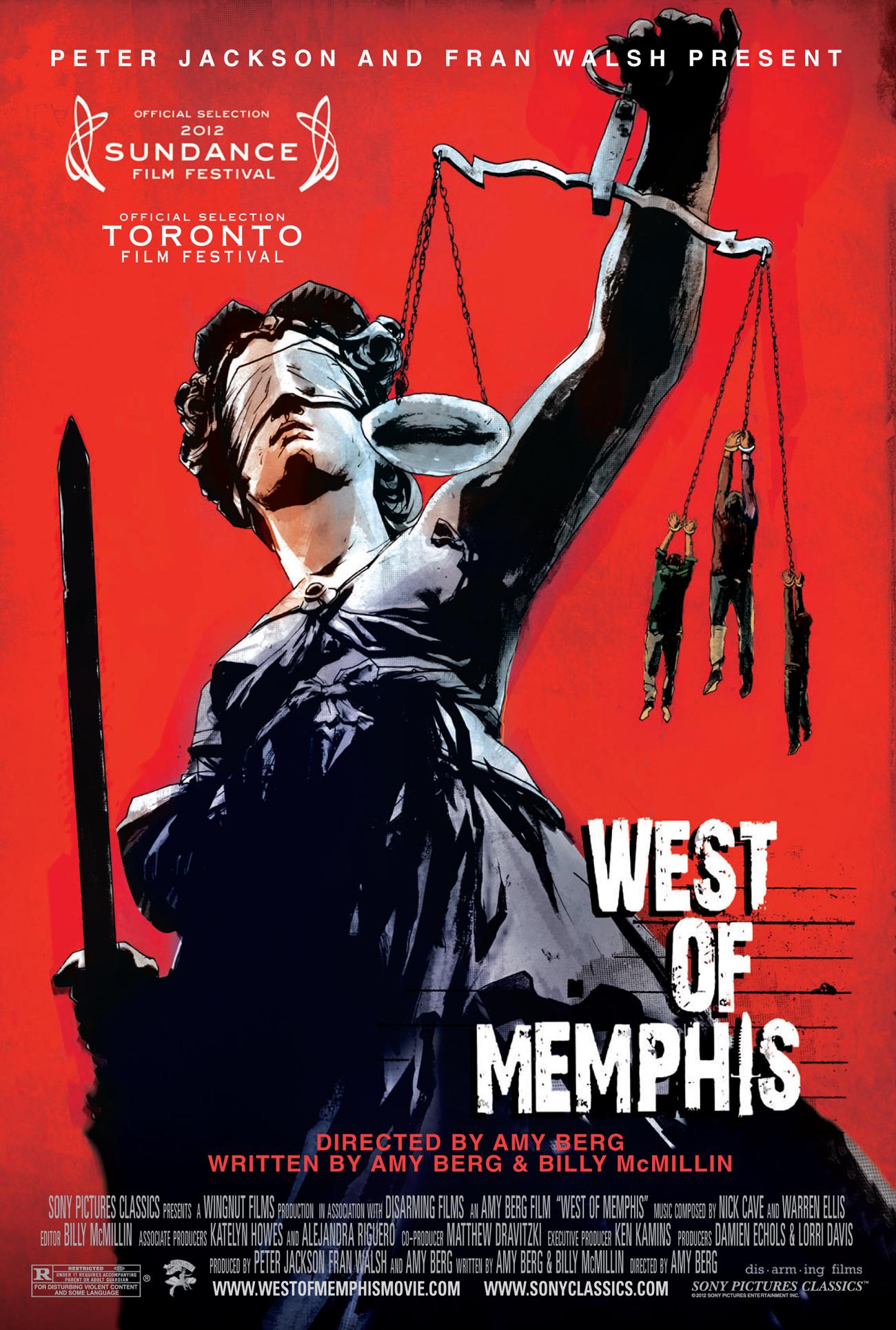 плакат фильма постер Запад Мемфиса*