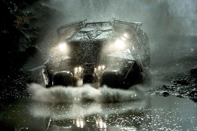 кадры из фильма Бэтмен: Начало