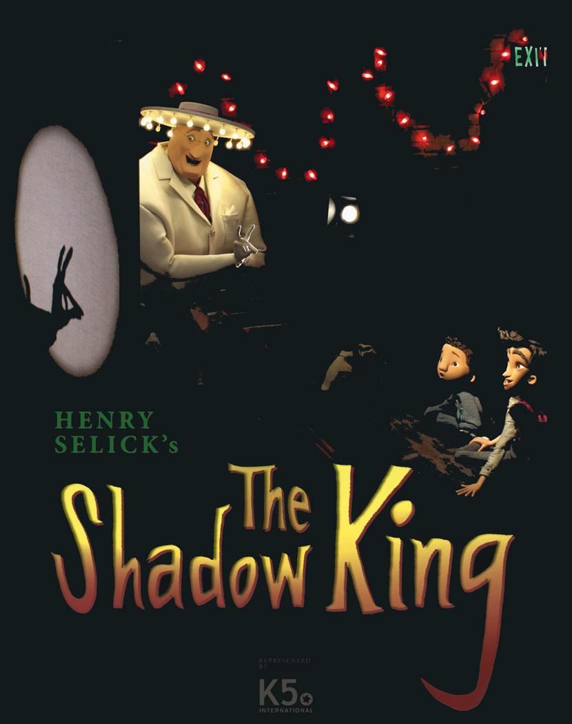 промо-слайды Король теней*