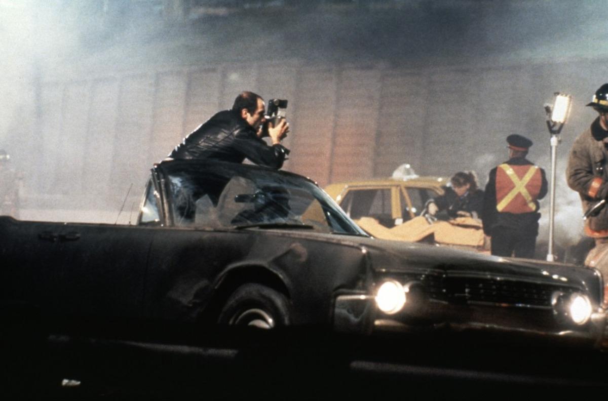 кадры из фильма Автокатастрофа Элиас Котеас,