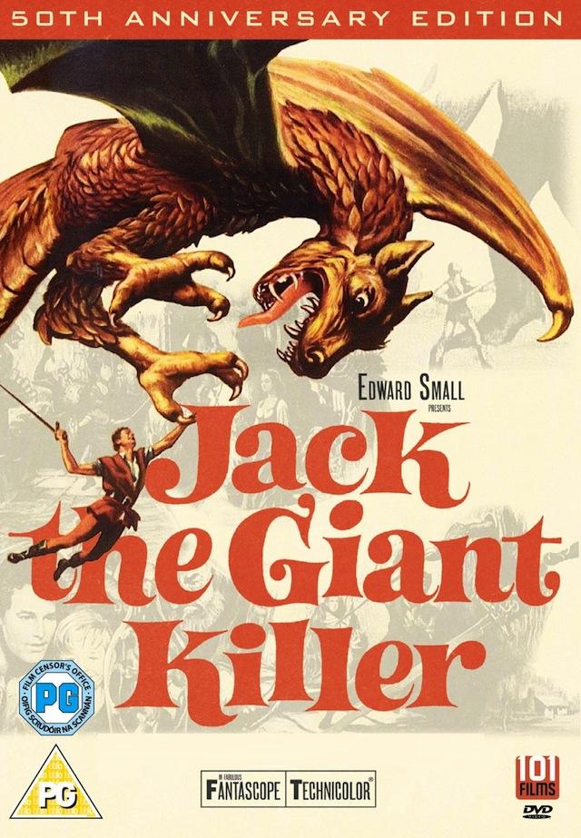 плакат фильма DVD Джек — убийца великанов