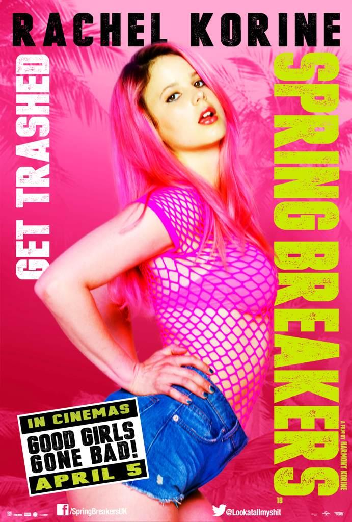 плакат фильма характер-постер Отвязные каникулы