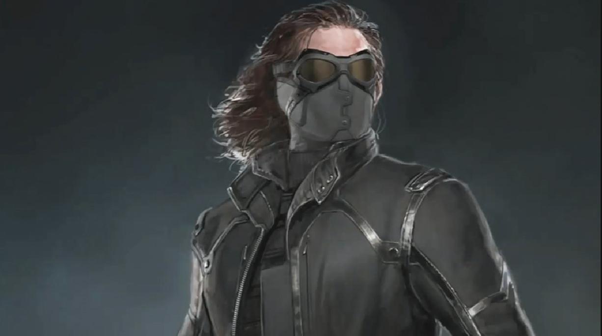 концепт-арты Первый Мститель: Другая война