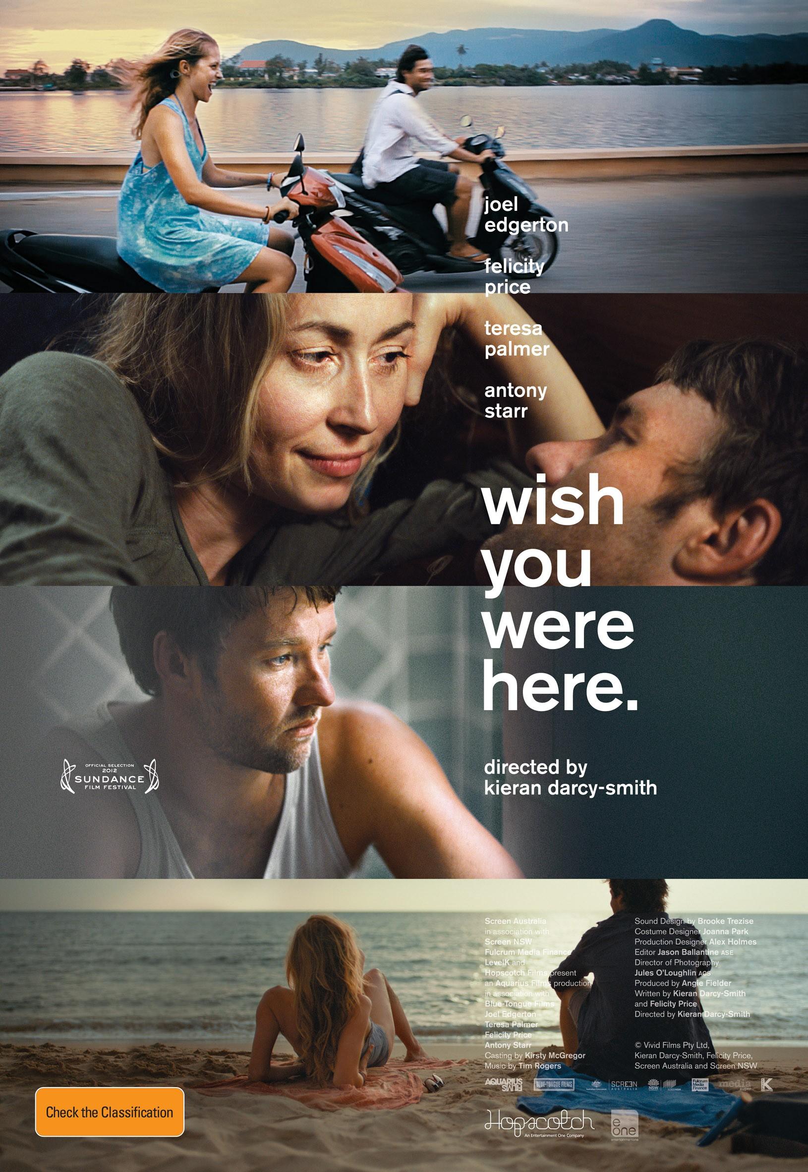 плакат фильма постер Не говори ничего