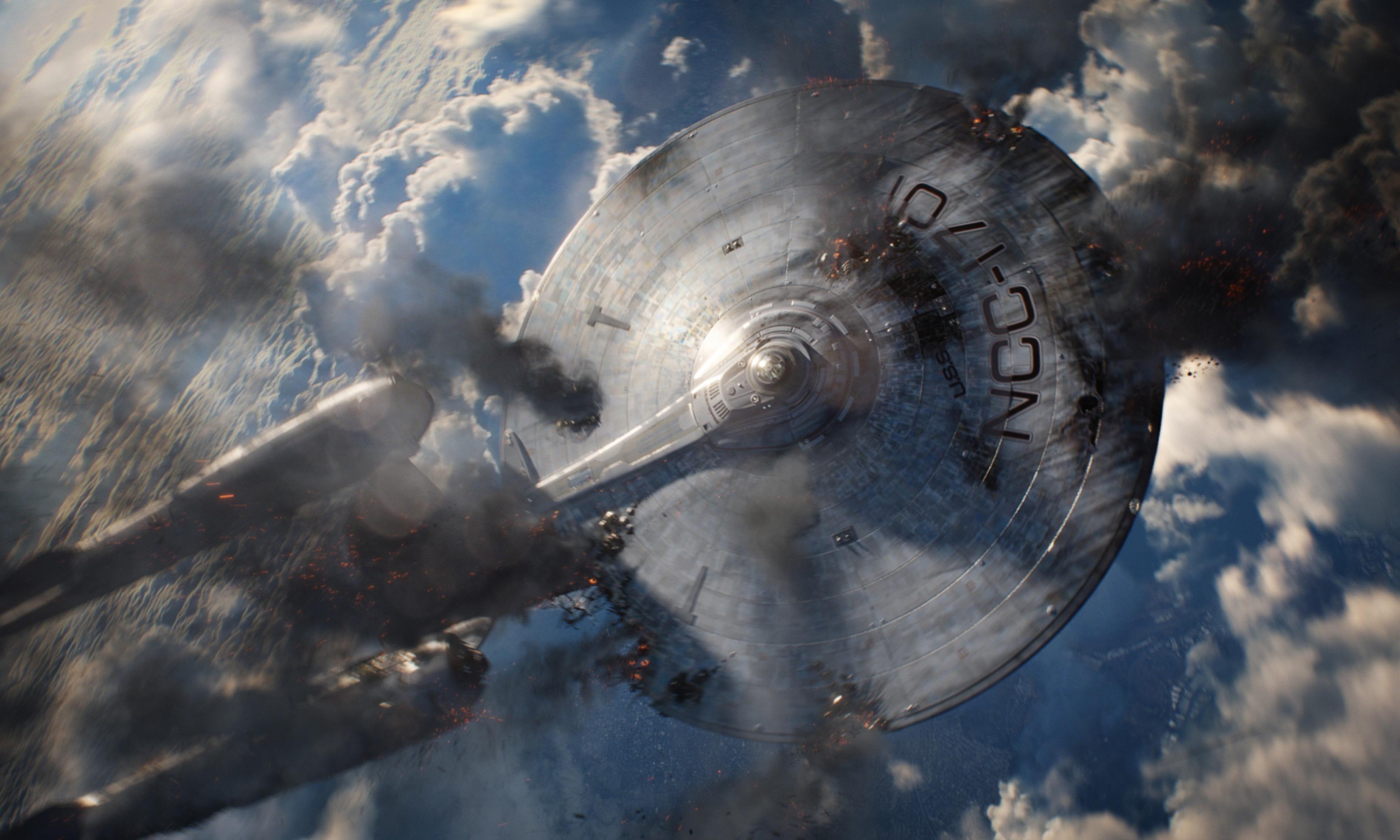 кадры из фильма Стартрек: Возмездие