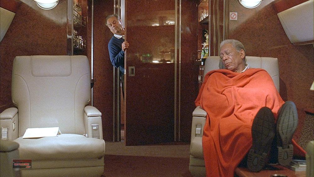 кадры из фильма Пока не сыграл в ящик Джек Николсон, Морган Фримен,