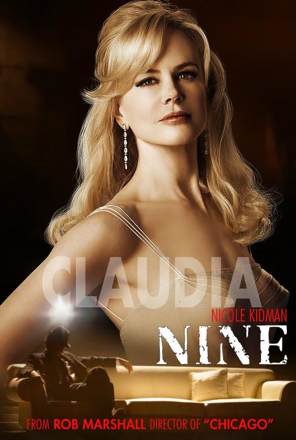 плакат фильма постер характер-постер Девять Николь Кидман,