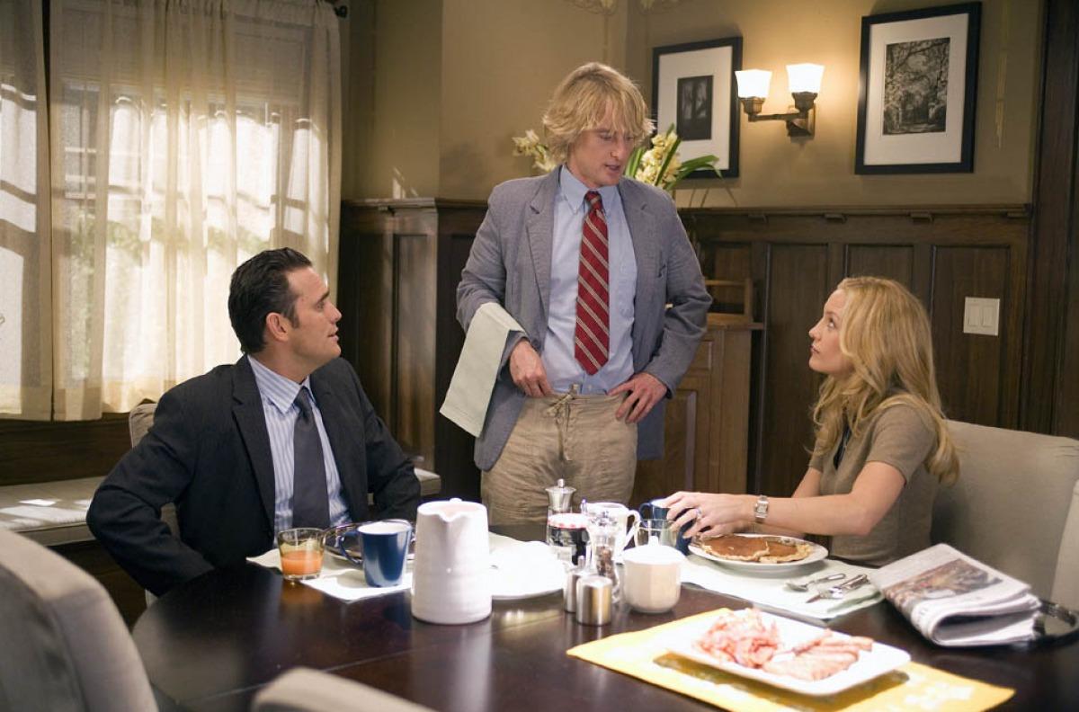 кадры из фильма Он, я и его друзья Мэтт Диллон, Кейт Хадсон, Оуэн Уилсон,