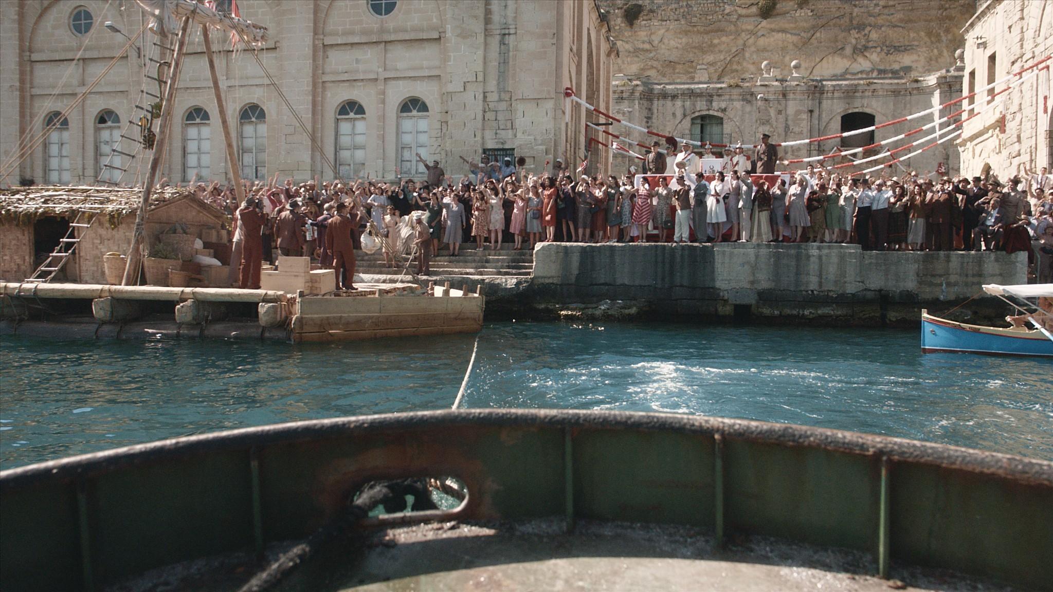 кадры из фильма Кон-Тики