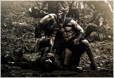Filmz.ru 300 спартанцев: Расцвет империи Фотогалерея кадры из ...