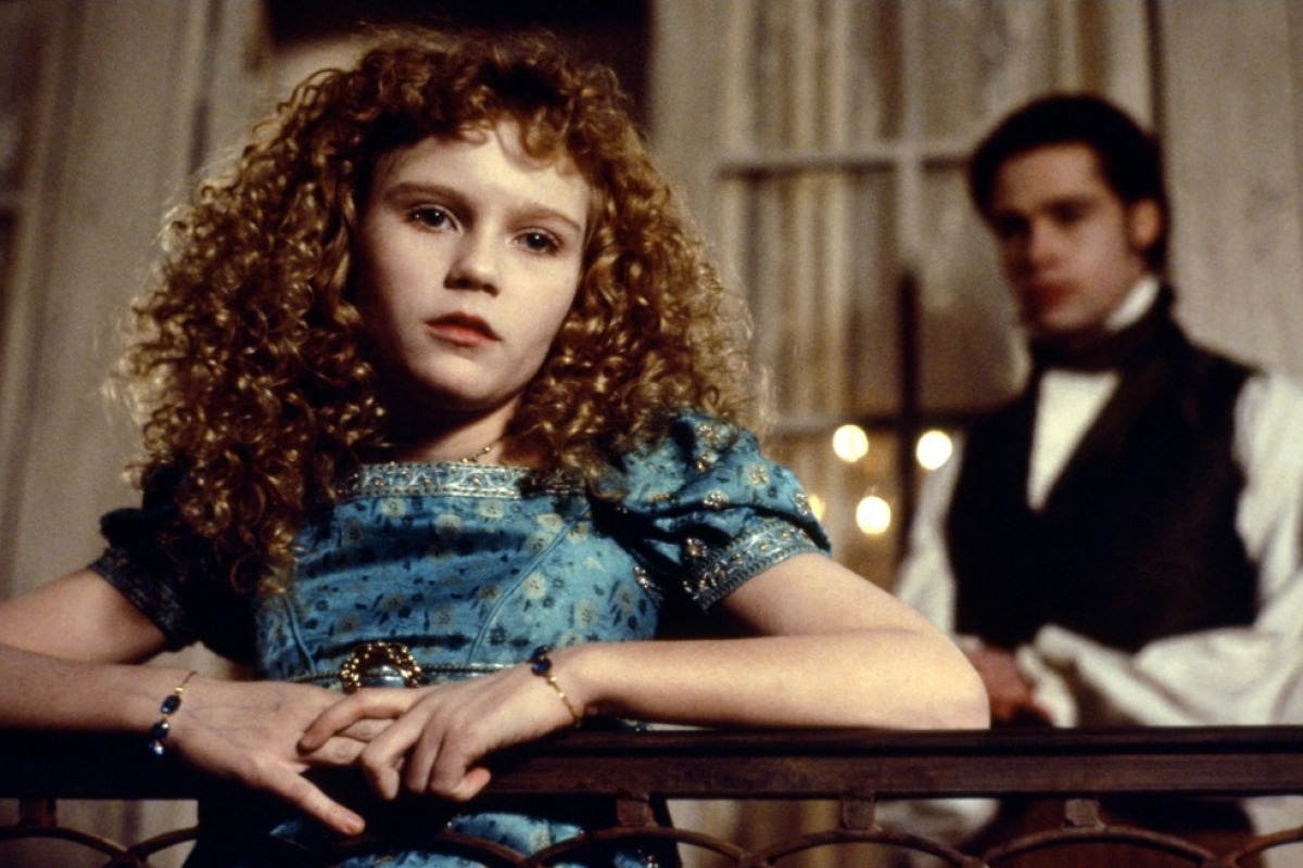 кадры из фильма Интервью с вампиром: Вампирские хроники Брэд Питт, Кирстен Данст,