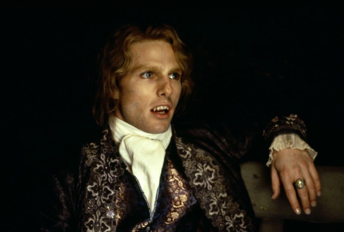 кадры из фильма Интервью с вампиром: Вампирские хроники Том Круз,