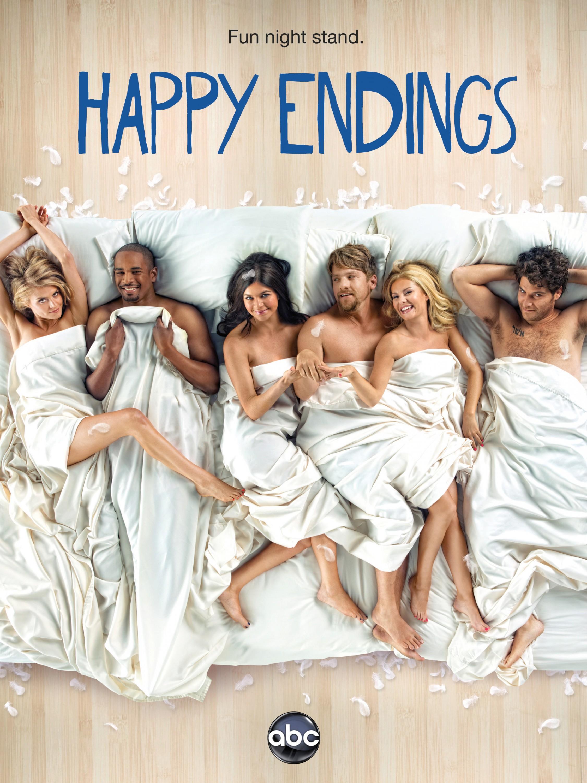 плакат фильма постер Счастливый конец*