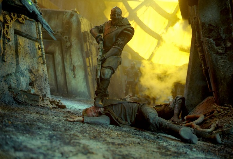 кадры из фильма Стартрек: Возмездие Крис Пайн,