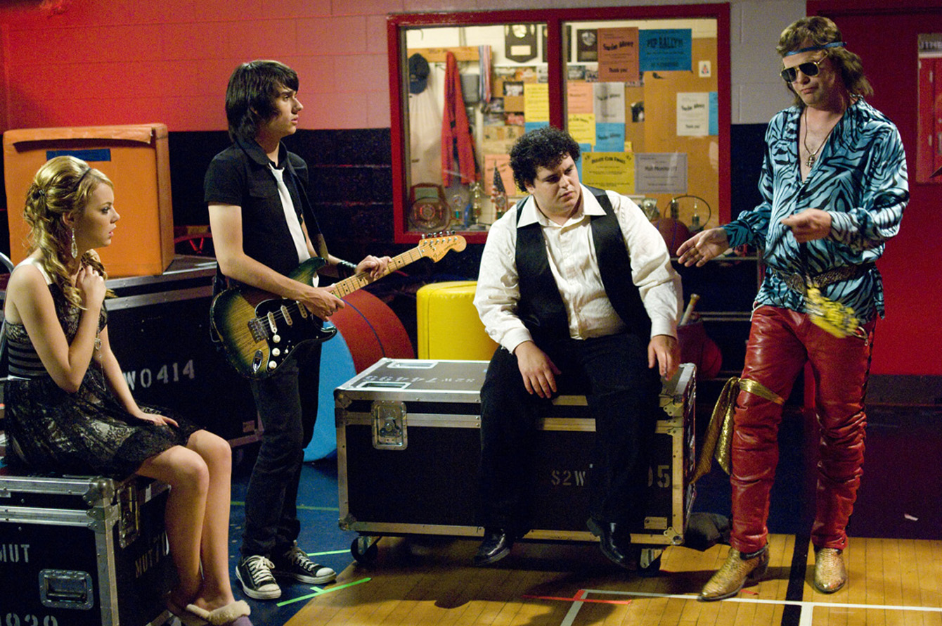 кадры из фильма Голый барабанщик