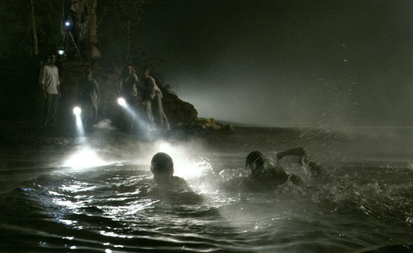 кадры из фильма Крокодил