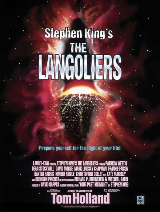плакат фильма постер Лангольеры
