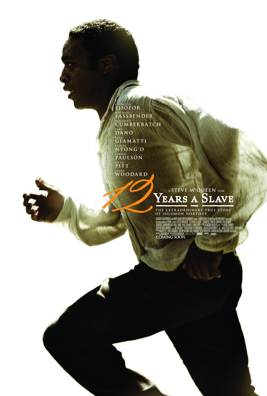 плакат фильма постер 12 лет рабства