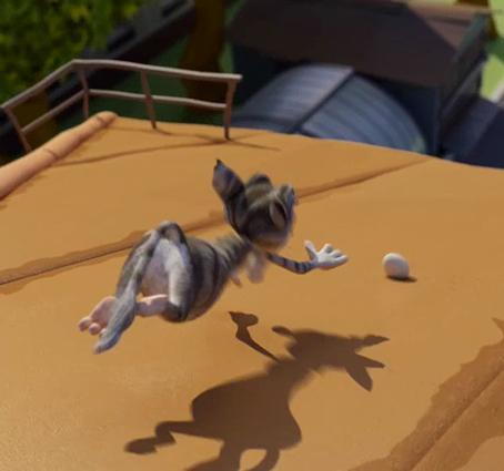 кадры из фильма Сапсан 3D