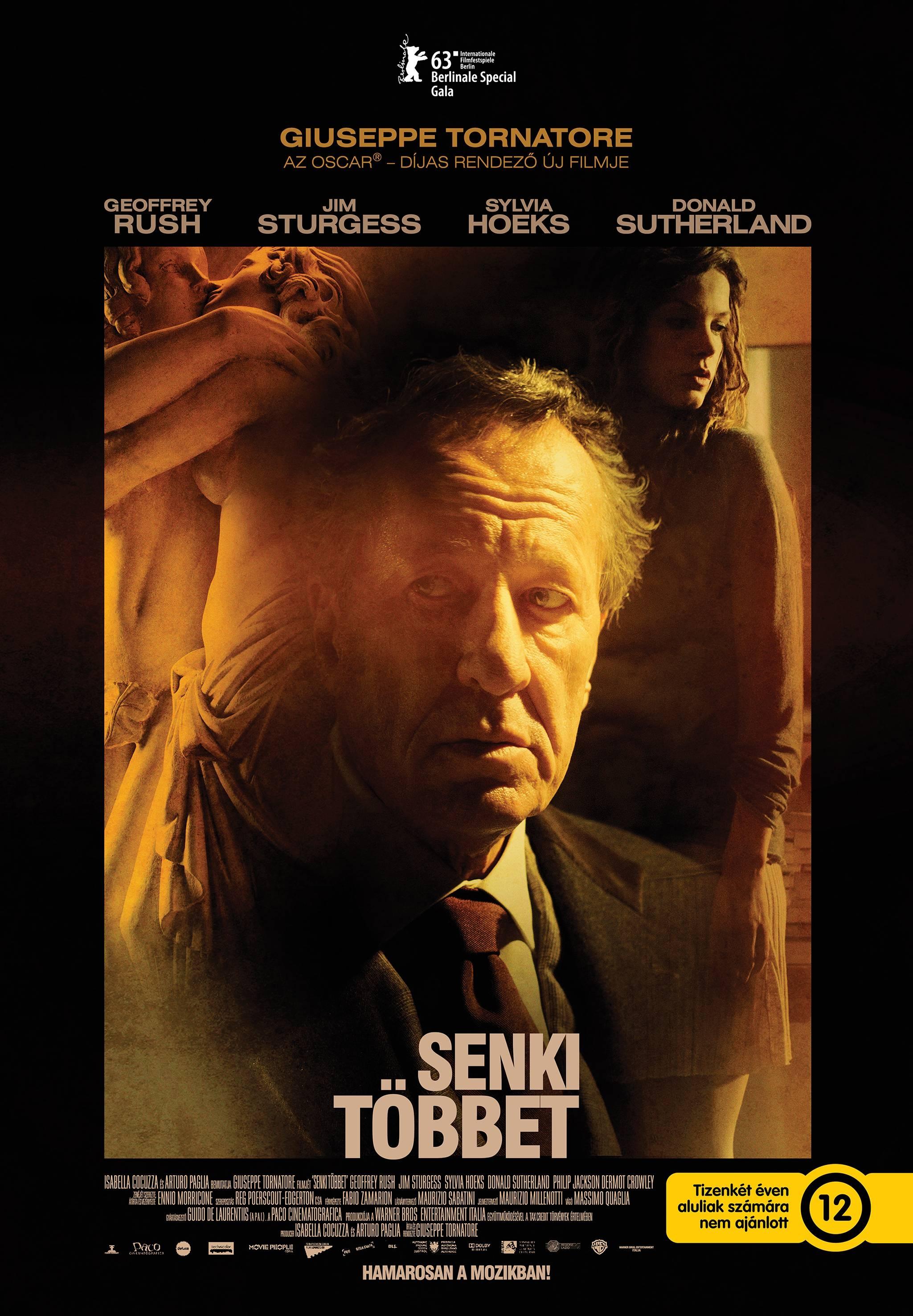 плакат фильма постер Лучшее предложение