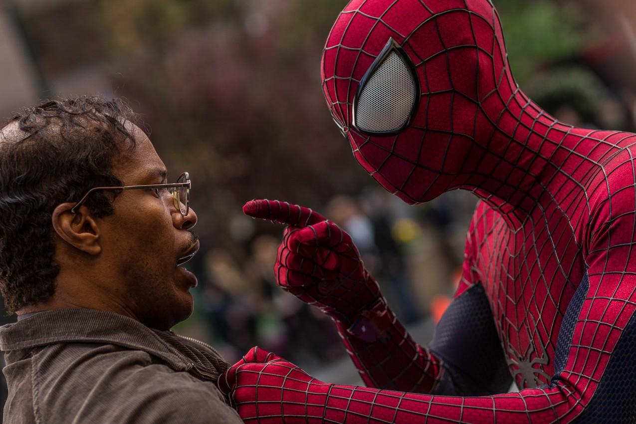 Смотреть онлайн новый человек паук высокое напряжение, Новый Человек-паук 5: Высокое напряжение 7 фотография