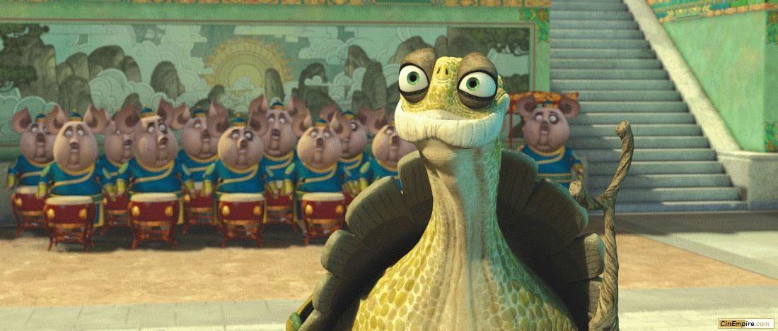 кадры из фильма Кунг-фу панда