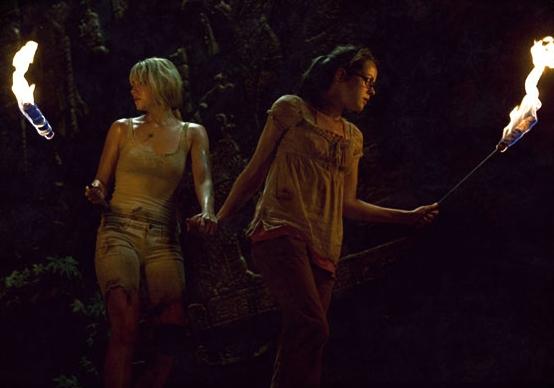 кадры из фильма Руины