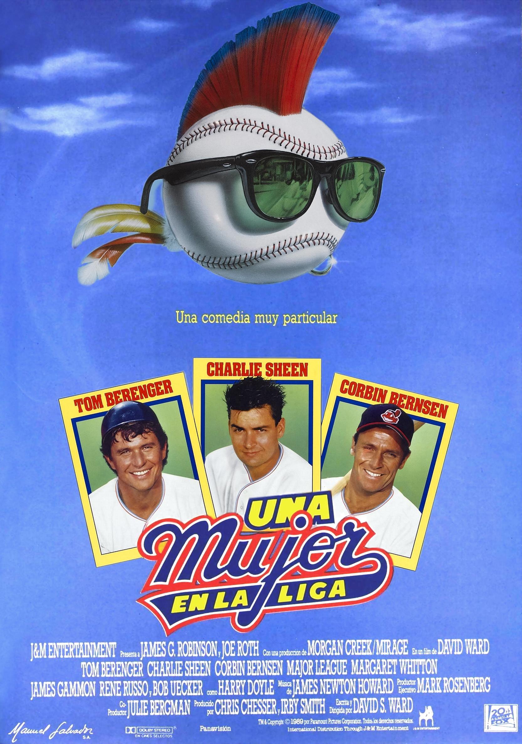 плакат фильма постер Высшая лига